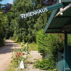 Ferienhaus Schild