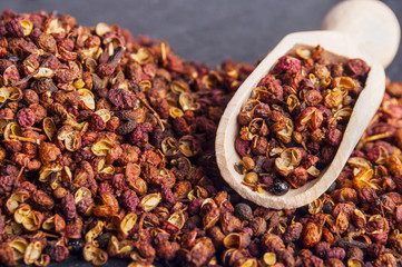 Szechuan peppercorns - Sichuan pepper