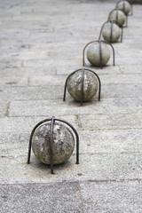 Granite Sphere
