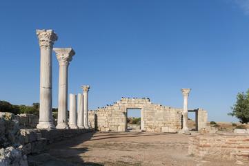Ancient basilica