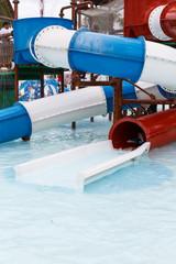 Water sliders