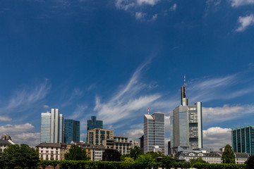Frankfurt nördliches Mainufer