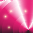 Abstract star pink Vector light effect Background