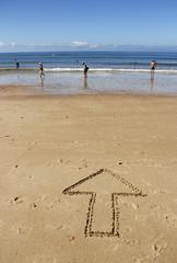 Playa  Matalascañas-Huelva