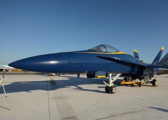 Navy fighter jet