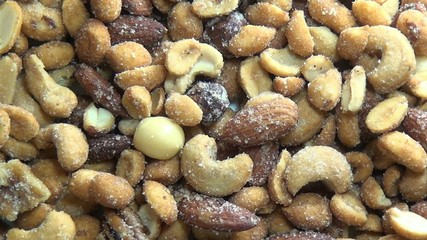Nuts, Food, Nutrition