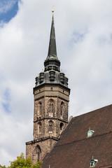 Kirchturm Altstadt Bautzen