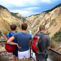Yellowstone - Grand Canyon / Lower Falls