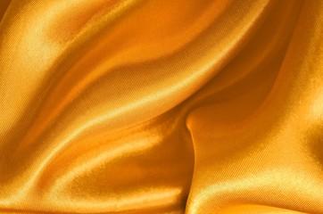Texture gold satin, silk background