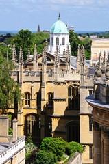 Sheldonian theatre dome, Oxford © Arena Photo UK