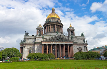 St Isaac's Cathedral, Saint Petersburg, Russia