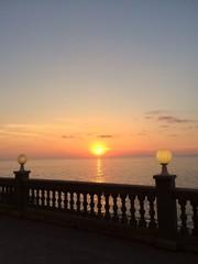восход солнца на Майорке