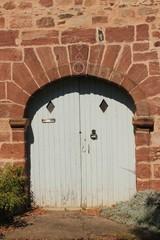 vieille porte.