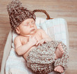 beautiful newborn baby