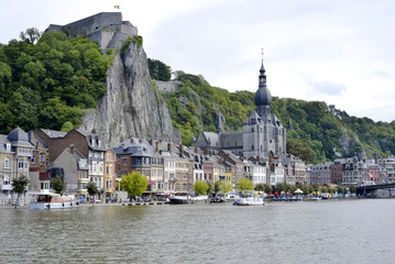 Zitadelle and Town of Dinant