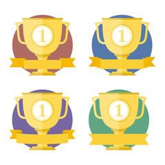 Golden Cups