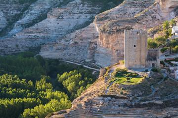 Castillo De Alcalá Del Júcar. Albacete. España