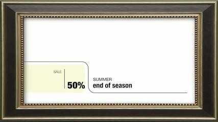Cornice sale 50%