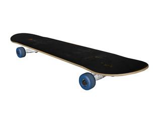 Skate sur fond blanc