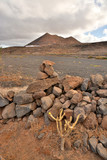 desierto volcanico en lanzarote
