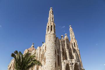 gothic iglesia