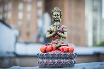 city buddha