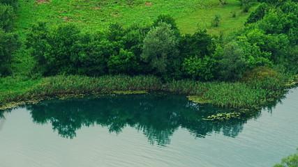 Krka riverside