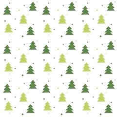Winter decorative paper