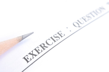 exercise question form