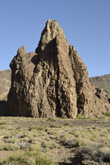 Roques de García, el Teide, Tenerife