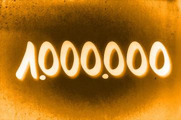 1 Million Euro...