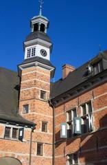 Schloss Reinbek-I-Holstein-Deutschland