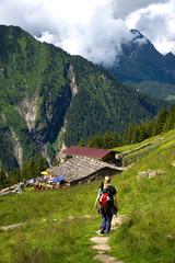 Filzenalm - Zillertal - Alpen