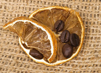 lemons and coffee