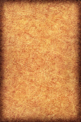 Antique Animal Skin Parchment Mottled Vignette Grunge Texture