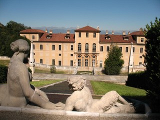 Villa della Regina (Torino) parco