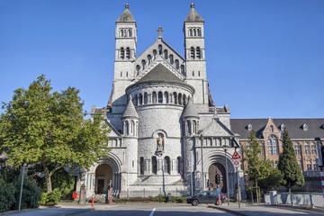 Church of College Saint- Michel in Brussels