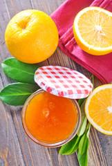 jam from oranges