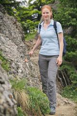 Outdoor Activity - Hiking