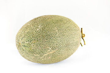 HamiGua Melon on white background