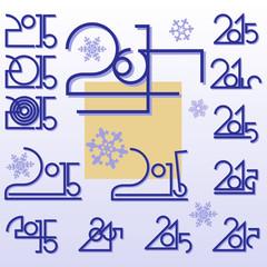 Символический знак 2014