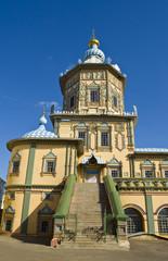 Kazan, orthodox church of Saint Peter and Paul