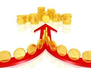 Vermögen ansparen - viel Geld sammeln
