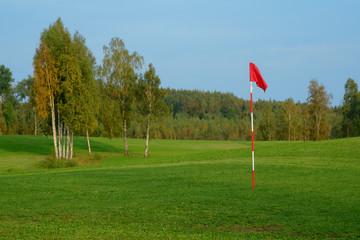meadow golf field