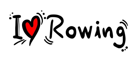 Rowing love