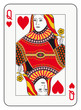Queen of hearts - 70126403