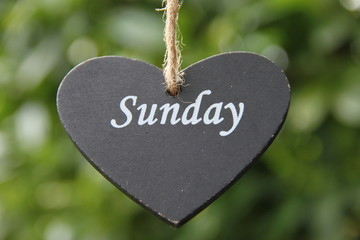 Endlich Sonntag