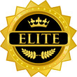 Elite Gold Badge