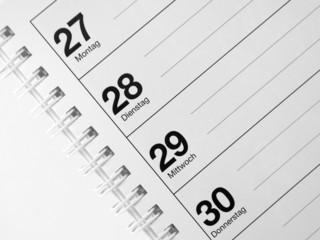 Kalenderwoche