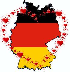 Niemcy i serce z serc